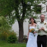 Svatba Bente a Karel - Peckův Mlýn